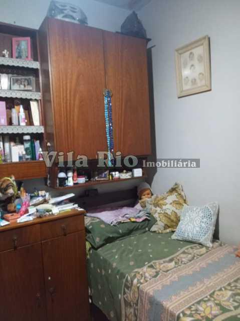 QUARTO1. - Apartamento 1 quarto à venda Braz de Pina, Rio de Janeiro - R$ 145.000 - VAP10069 - 8