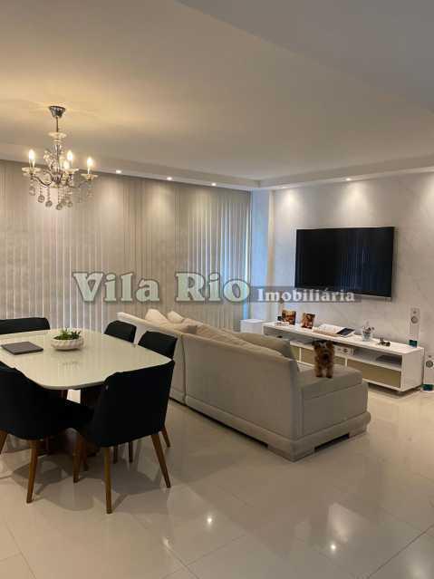 SALA 1. - Cobertura 3 quartos à venda Vila da Penha, Rio de Janeiro - R$ 850.000 - VCO30022 - 3