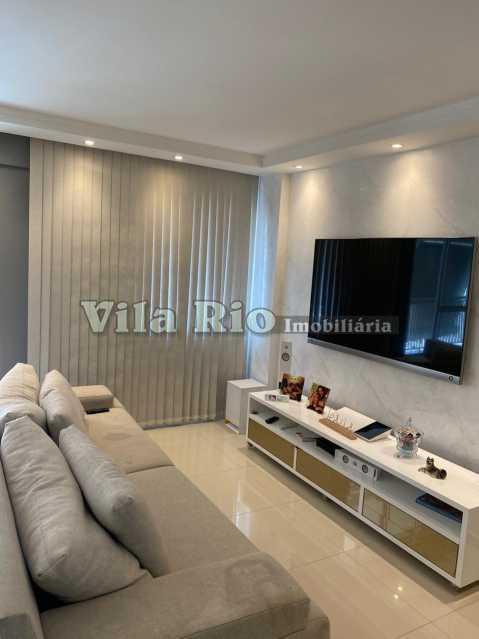 SALA 2. - Cobertura 3 quartos à venda Vila da Penha, Rio de Janeiro - R$ 850.000 - VCO30022 - 1