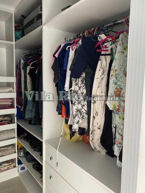 CLOSET. - Cobertura 3 quartos à venda Vila da Penha, Rio de Janeiro - R$ 850.000 - VCO30022 - 12
