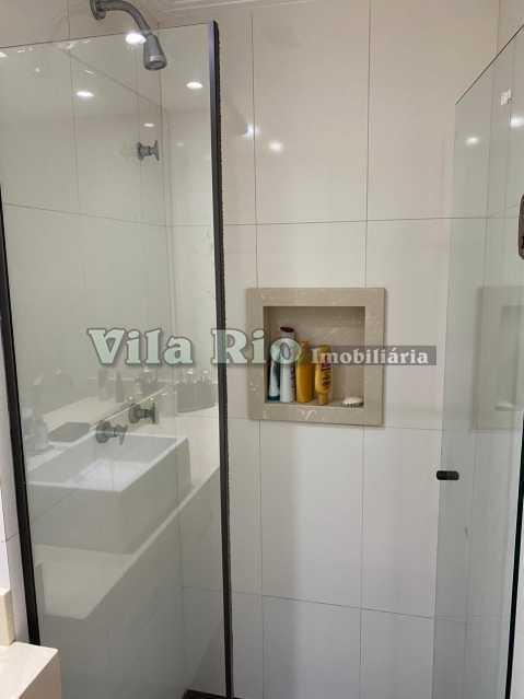 BANHEIRO 2. - Cobertura 3 quartos à venda Vila da Penha, Rio de Janeiro - R$ 850.000 - VCO30022 - 14