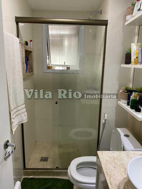 BANHEIRO1 1. - Cobertura 3 quartos à venda Vila da Penha, Rio de Janeiro - R$ 850.000 - VCO30022 - 16