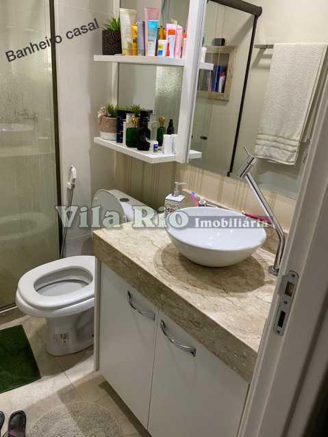 BANHEIRO1 2. - Cobertura 3 quartos à venda Vila da Penha, Rio de Janeiro - R$ 850.000 - VCO30022 - 17