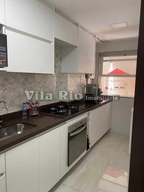 COZINHA. - Cobertura 3 quartos à venda Vila da Penha, Rio de Janeiro - R$ 850.000 - VCO30022 - 18