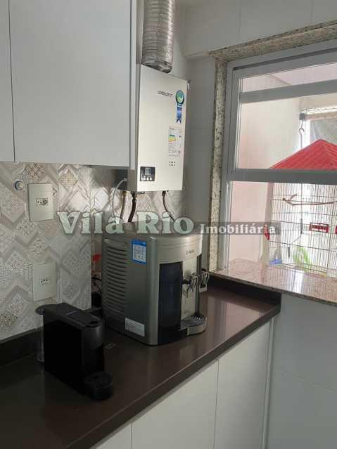 COZINHA1 2. - Cobertura 3 quartos à venda Vila da Penha, Rio de Janeiro - R$ 850.000 - VCO30022 - 19