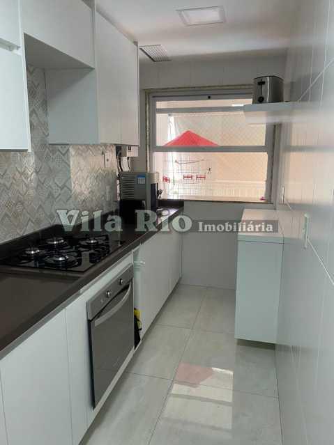 COZINHA1 3. - Cobertura 3 quartos à venda Vila da Penha, Rio de Janeiro - R$ 850.000 - VCO30022 - 20