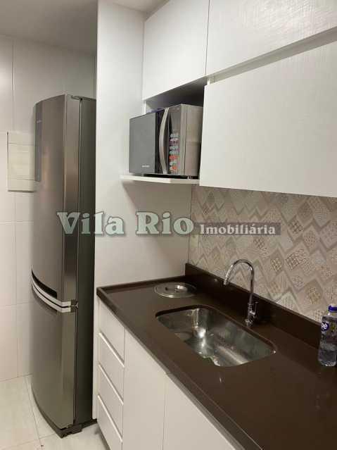 COZINHA1 4. - Cobertura 3 quartos à venda Vila da Penha, Rio de Janeiro - R$ 850.000 - VCO30022 - 21