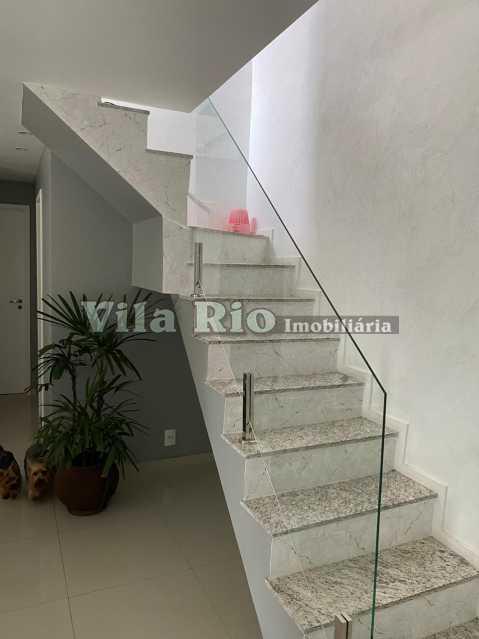 ESCADA. - Cobertura 3 quartos à venda Vila da Penha, Rio de Janeiro - R$ 850.000 - VCO30022 - 22