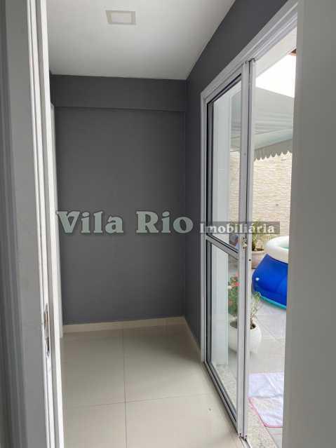 HALL 1. - Cobertura 3 quartos à venda Vila da Penha, Rio de Janeiro - R$ 850.000 - VCO30022 - 23