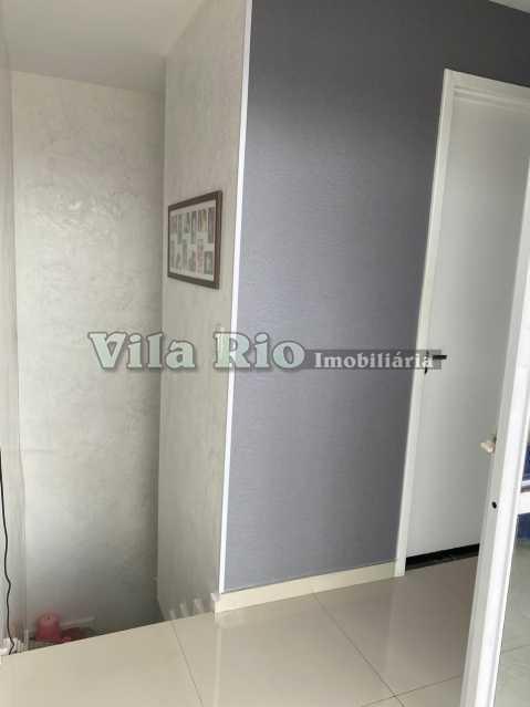 HALL 2. - Cobertura 3 quartos à venda Vila da Penha, Rio de Janeiro - R$ 850.000 - VCO30022 - 24