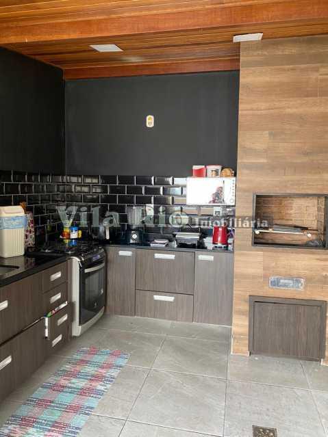 ÁREA GOURMET 1. - Cobertura 3 quartos à venda Vila da Penha, Rio de Janeiro - R$ 850.000 - VCO30022 - 25