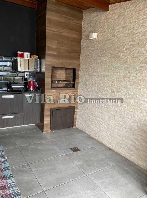 ÁREA GOURMET1 2. - Cobertura 3 quartos à venda Vila da Penha, Rio de Janeiro - R$ 850.000 - VCO30022 - 27