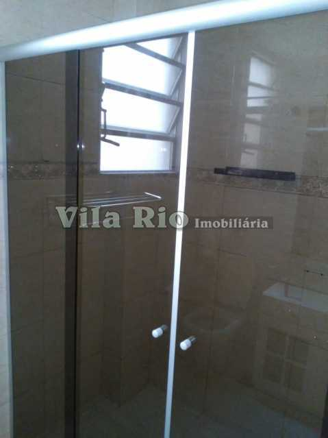 BANHEIRO 3. - Apartamento 3 quartos à venda Vila Valqueire, Rio de Janeiro - R$ 430.000 - VAP30228 - 15