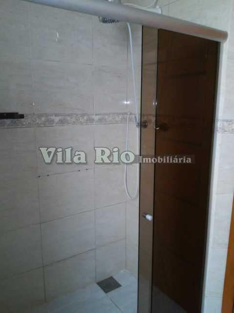 BANHEIRO 4. - Apartamento 3 quartos à venda Vila Valqueire, Rio de Janeiro - R$ 430.000 - VAP30228 - 16