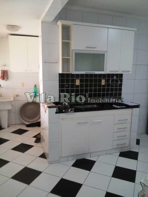 COZINHA 1. - Apartamento 3 quartos à venda Vila Valqueire, Rio de Janeiro - R$ 430.000 - VAP30228 - 19