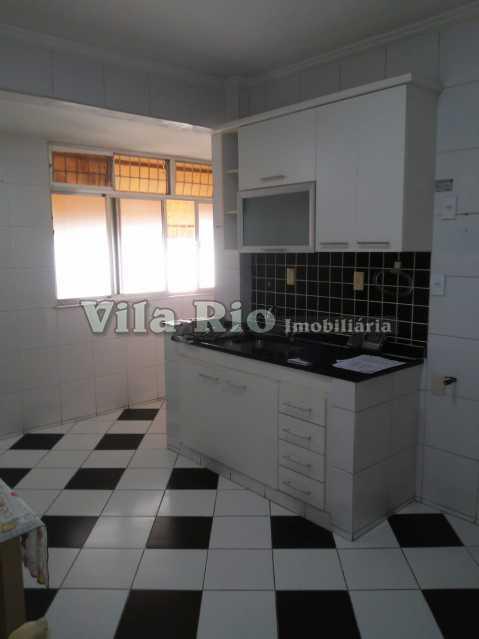 COZINHA 4. - Apartamento 3 quartos à venda Vila Valqueire, Rio de Janeiro - R$ 430.000 - VAP30228 - 22