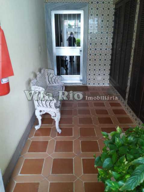 HALL. - Apartamento 3 quartos à venda Vila Valqueire, Rio de Janeiro - R$ 430.000 - VAP30228 - 27