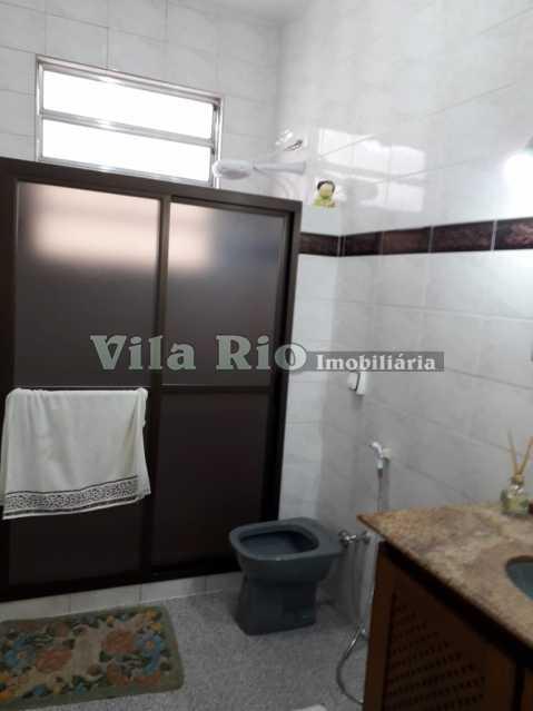 BANHEIRO 1. - Casa 4 quartos à venda Bonsucesso, Rio de Janeiro - R$ 650.000 - VCA40040 - 11