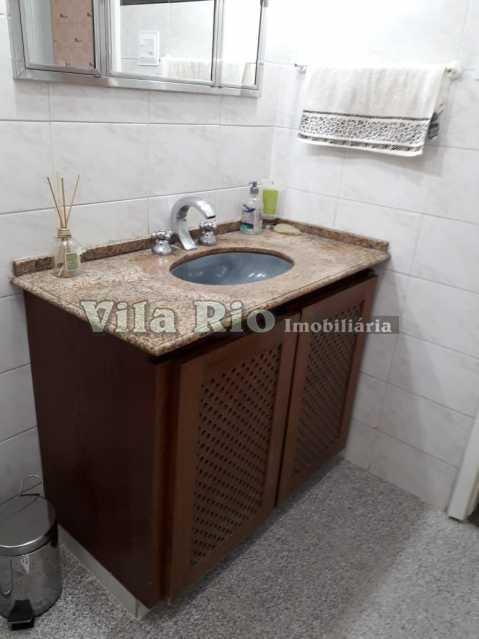 BANHEIRO 2. - Casa 4 quartos à venda Bonsucesso, Rio de Janeiro - R$ 650.000 - VCA40040 - 12