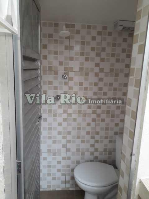 BANHEIRO1. - Casa 4 quartos à venda Bonsucesso, Rio de Janeiro - R$ 650.000 - VCA40040 - 13