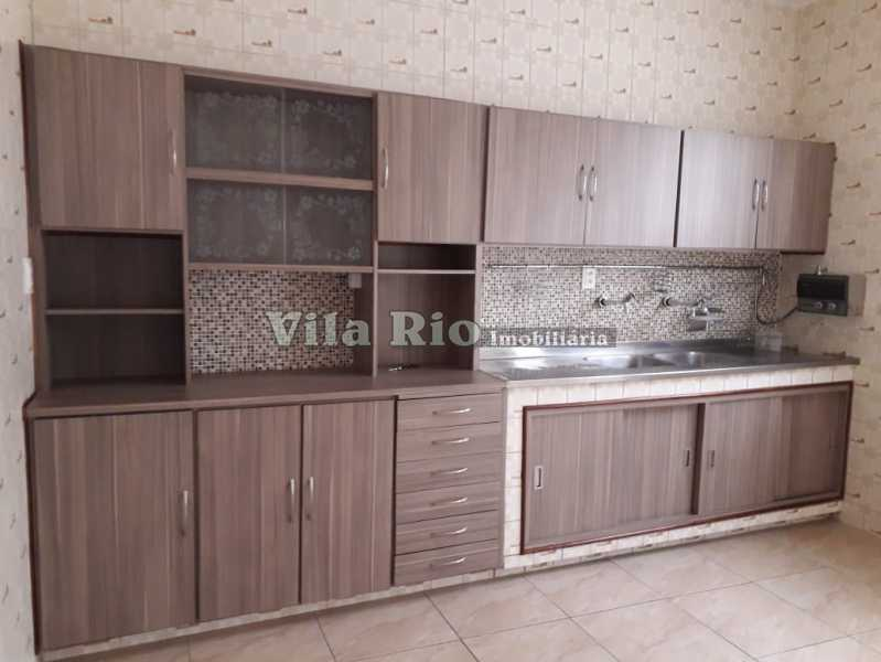 COZINHA 1. - Casa 4 quartos à venda Bonsucesso, Rio de Janeiro - R$ 650.000 - VCA40040 - 14