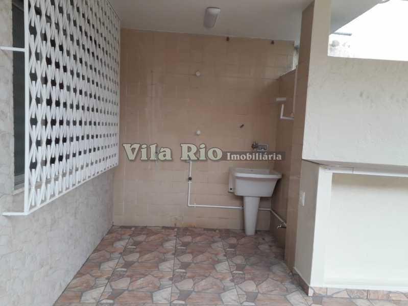 AREA 1. - Casa 4 quartos à venda Bonsucesso, Rio de Janeiro - R$ 650.000 - VCA40040 - 16