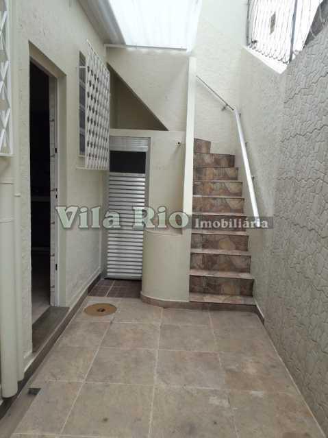AREA 2. - Casa 4 quartos à venda Bonsucesso, Rio de Janeiro - R$ 650.000 - VCA40040 - 17
