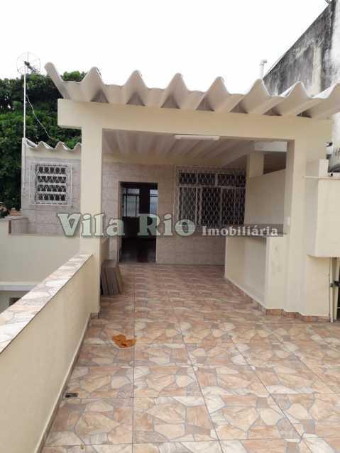TERRAÇO 1. - Casa 4 quartos à venda Bonsucesso, Rio de Janeiro - R$ 650.000 - VCA40040 - 23