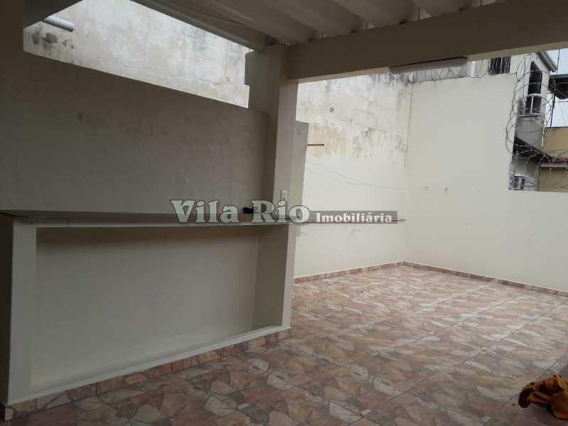TERRAÇO 2. - Casa 4 quartos à venda Bonsucesso, Rio de Janeiro - R$ 650.000 - VCA40040 - 24