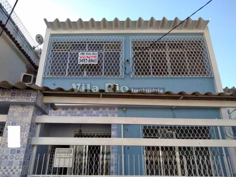 FACHADA. - Casa 4 quartos à venda Bonsucesso, Rio de Janeiro - R$ 650.000 - VCA40040 - 25