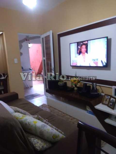 SALA 2 - Apartamento 2 quartos à venda Cordovil, Rio de Janeiro - R$ 245.000 - VAP20771 - 3