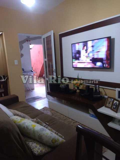 SALA 3 - Apartamento 2 quartos à venda Cordovil, Rio de Janeiro - R$ 245.000 - VAP20771 - 4