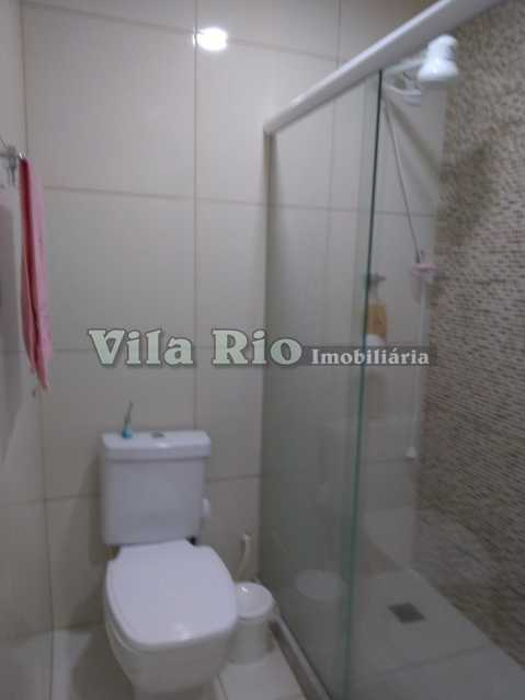 BANHEIRO 1 - Apartamento 2 quartos à venda Cordovil, Rio de Janeiro - R$ 245.000 - VAP20771 - 9
