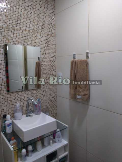BANHEIRO 2 - Apartamento 2 quartos à venda Cordovil, Rio de Janeiro - R$ 245.000 - VAP20771 - 10