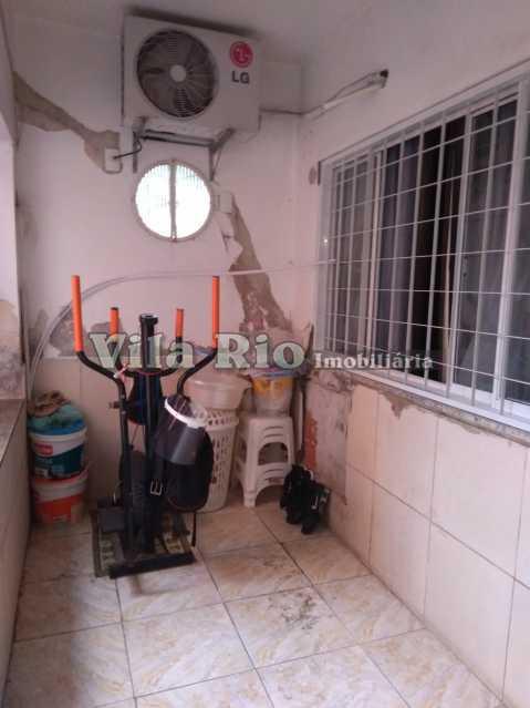 VARANDA - Apartamento 2 quartos à venda Cordovil, Rio de Janeiro - R$ 245.000 - VAP20771 - 19