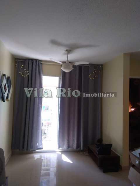 SALA 1 - Apartamento 2 quartos à venda Parada de Lucas, Rio de Janeiro - R$ 169.000 - VAP20772 - 1