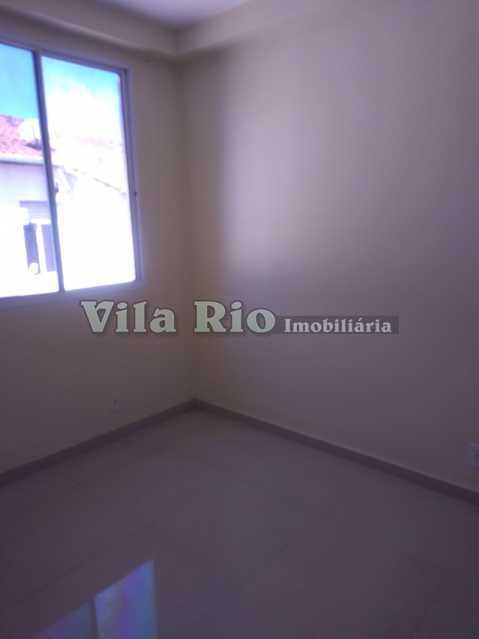 QUARTO 2 - Apartamento 2 quartos à venda Parada de Lucas, Rio de Janeiro - R$ 169.000 - VAP20772 - 5