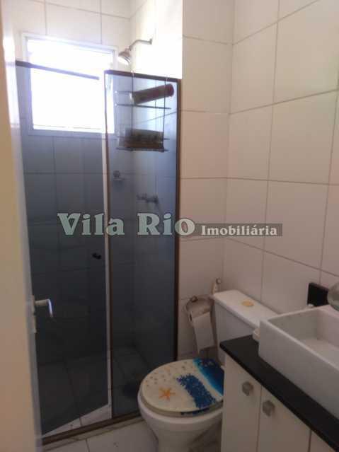 BANHEIRO 1 - Apartamento 2 quartos à venda Parada de Lucas, Rio de Janeiro - R$ 169.000 - VAP20772 - 7