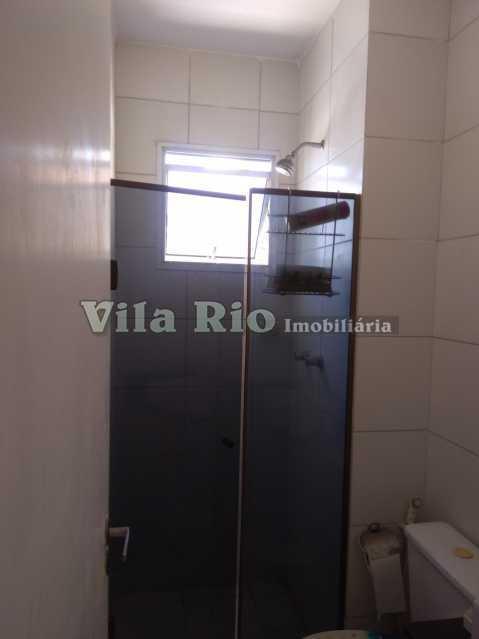 BANHEIRO 2 - Apartamento 2 quartos à venda Parada de Lucas, Rio de Janeiro - R$ 169.000 - VAP20772 - 8