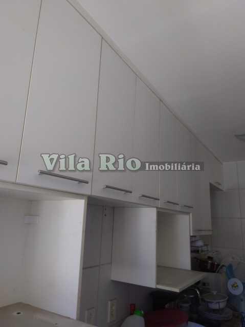 COZINHA 1 - Apartamento 2 quartos à venda Parada de Lucas, Rio de Janeiro - R$ 169.000 - VAP20772 - 9
