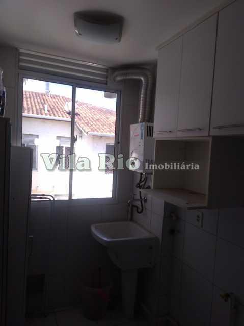 AREA - Apartamento 2 quartos à venda Parada de Lucas, Rio de Janeiro - R$ 169.000 - VAP20772 - 11