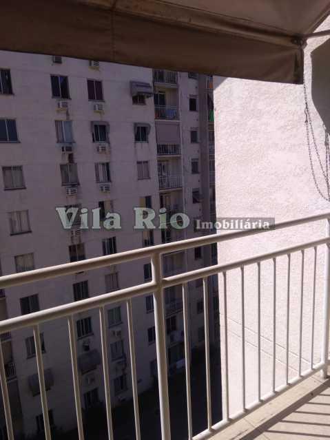 VARANDA - Apartamento 2 quartos à venda Parada de Lucas, Rio de Janeiro - R$ 169.000 - VAP20772 - 12