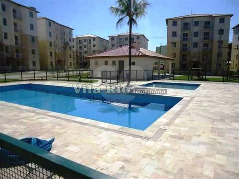 PISCINA. - Apartamento 2 quartos à venda Parada de Lucas, Rio de Janeiro - R$ 169.000 - VAP20772 - 18