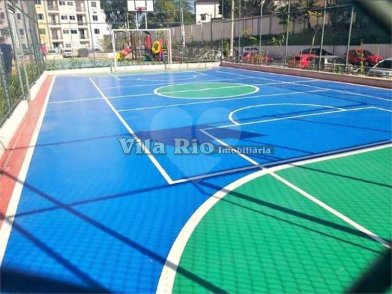 QUADRA. - Apartamento 2 quartos à venda Parada de Lucas, Rio de Janeiro - R$ 169.000 - VAP20772 - 20