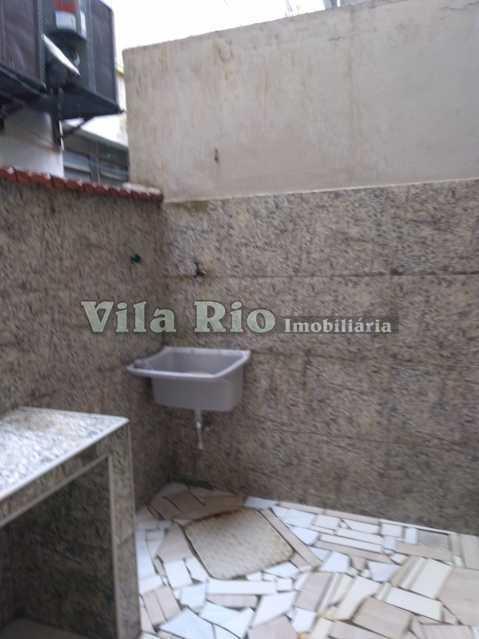 ÁREA 2 - Apartamento 2 quartos à venda Parada de Lucas, Rio de Janeiro - R$ 250.000 - VAP20773 - 20