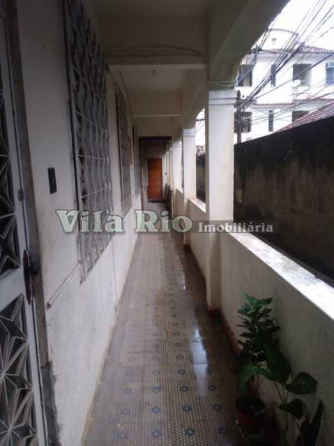CIRCULAÇÃO EXTERNA - Apartamento 2 quartos à venda Parada de Lucas, Rio de Janeiro - R$ 250.000 - VAP20773 - 21