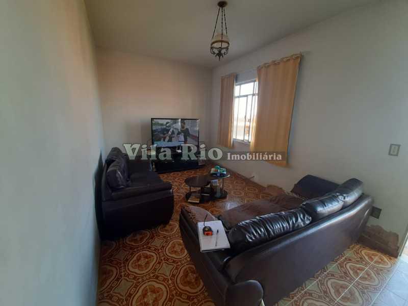 SALA - Casa 3 quartos à venda Braz de Pina, Rio de Janeiro - R$ 580.000 - VCA30089 - 1