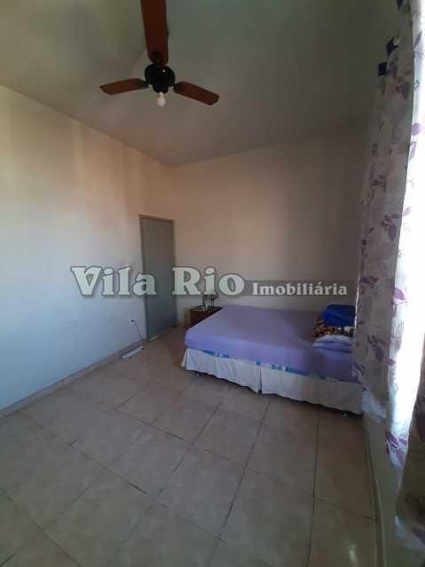 1º QUARTO 1 - Casa 3 quartos à venda Braz de Pina, Rio de Janeiro - R$ 580.000 - VCA30089 - 3