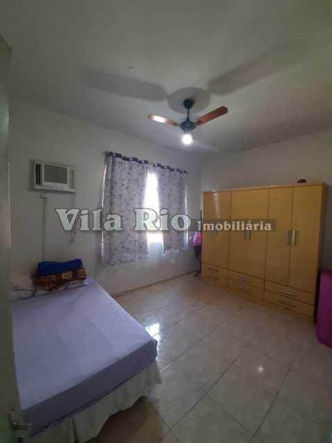 1º QUARTO 2 - Casa 3 quartos à venda Braz de Pina, Rio de Janeiro - R$ 580.000 - VCA30089 - 4