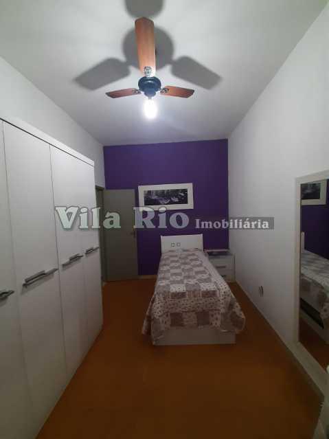 2º QUARTO 1 - Casa 3 quartos à venda Braz de Pina, Rio de Janeiro - R$ 580.000 - VCA30089 - 5
